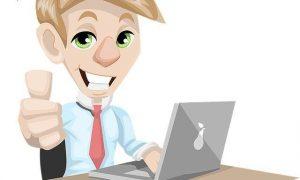 Pracownik - sposób na reklamę w Internecie